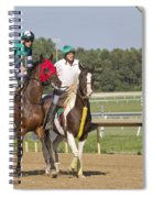 Chaperone  Spiral Notebook