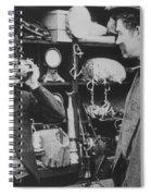 Chaplin: The Pawnshop Spiral Notebook