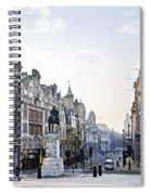Charing Cross In London Spiral Notebook