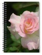 Charles Aznavour Rose Spiral Notebook
