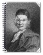 Charles De Saint-evremond Spiral Notebook