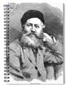 Charles Francois Gounod Spiral Notebook