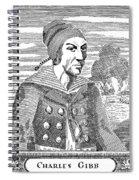 Charles Gibbs (d. 1831) Spiral Notebook