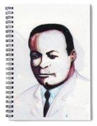 Charles Richard Drew Spiral Notebook