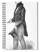 Charles Waterton (1782-1865) Spiral Notebook