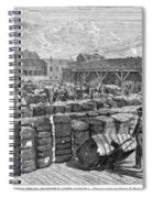 Charleston: Cotton Wharf Spiral Notebook
