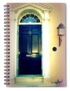 Charleston Door 1 Spiral Notebook