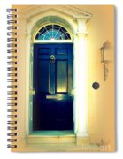 Charleston Door 3 Spiral Notebook