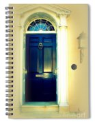 Charleston Door 7 Spiral Notebook