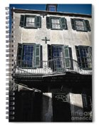 Charleston Houses Spiral Notebook