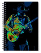 Playing Psychedelic Blues At Winterland In 1975 Spiral Notebook
