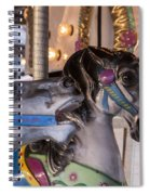 Chat With Me Spiral Notebook
