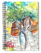 Chaves In Portugal 03 Spiral Notebook