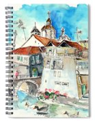 Chaves In Portugal 05 Spiral Notebook