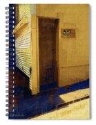 Cheap Rent Spiral Notebook