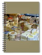 Cheese For Sale Spiral Notebook