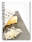 Cheese Grater Spiral Notebook