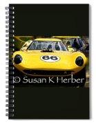 Cheetah Spiral Notebook