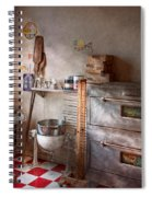 Chef - Baker - The Bread Oven Spiral Notebook