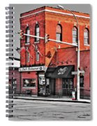 Chefs Restaurant  Spiral Notebook