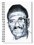 Cheikh Anta Diop Spiral Notebook
