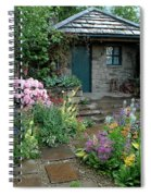 Chelsea Cottage Spiral Notebook
