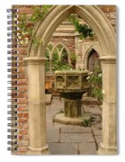 Chelsea Stone Archway Spiral Notebook