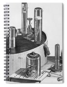 Chemistry Of Gases Spiral Notebook