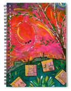 Cherished Songbirds Spiral Notebook