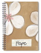 Cherry Blossom Hope Spiral Notebook