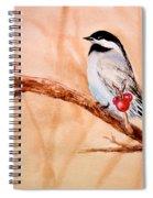 Cherry Picker Spiral Notebook