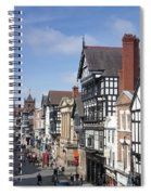 Chester City Centre Spiral Notebook
