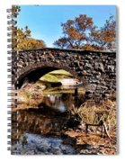 Chester County Bow Bridge Spiral Notebook