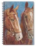 Chestnut Pals Spiral Notebook