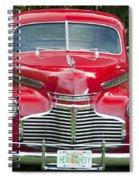 Chevrolet 1941 Spiral Notebook