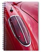 Chevrolet Corvette Spiral Notebook