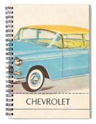 Chevrolet Spiral Notebook