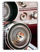 Chevy 327 Malibu Ss Spiral Notebook