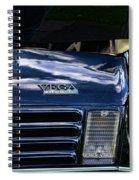 Chevy Vega Spiral Notebook