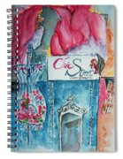 Chic Street Consignments Spiral Notebook