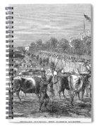 Chicago: Cattle Market Spiral Notebook