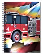 Chicago Eng 4 Spiral Notebook