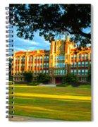 Chicopee High School Chicopee Spiral Notebook