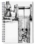 Child Labor, 1842 Spiral Notebook