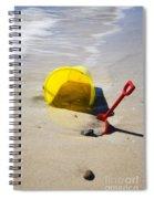 Childhood Forgotten Spiral Notebook