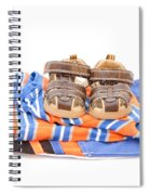 Child's Clothing Spiral Notebook