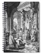 China: Paying Tribute, C1600 Spiral Notebook