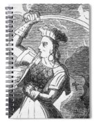 Ching Shih, Cantonese Pirate Spiral Notebook
