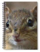 Chip Spiral Notebook