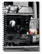 Chip Wagon Spiral Notebook